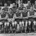 Harris Lebus FC at the Hayes ground late 1940s