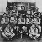 Harris Lebus FC reserve team late 1940s or early 1950s