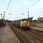 Tottenham Hale station 1979