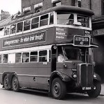 41 on route to Tottenham Hale late 1930s
