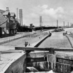 Tottenham lock 1910