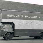 Glenroy fleet who used to handle Scottish deliveries