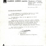 Reference letter for Kenneth Alfred Grant