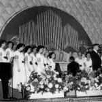 Harris Lebus Singers, the second person on the bottom righthand side is Jean Cox