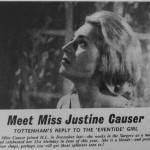 Justine Causer