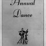 Annual dance 1951