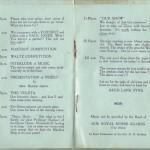 Annual dance 1934
