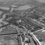 Overhead view 1940s