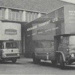 Transport fleet 1967