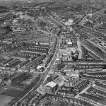 The High Road and environs, Wood Green, 1938