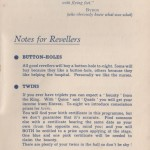 Annual dance 1936